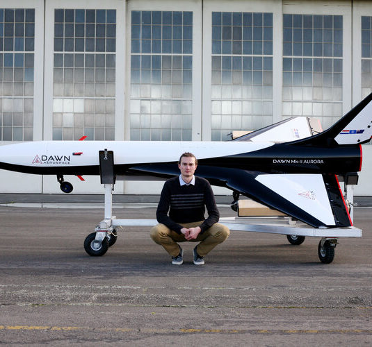 Stefan Powell, CTO & Co Founder – Dawn Aerospace